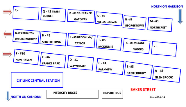 Bus Schedules and Route Maps