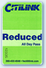Reduced All Day Pass*