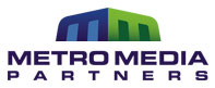 Metro Media Partners logo and link